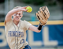 Principia College Softball 2014