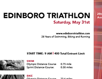 Edinboro Triathlon