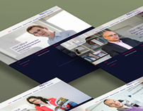 Responsive website University of Technology Eindhoven