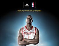 adidas - NBA Store İstanbul Print Campaign