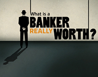 What a banker really worth?