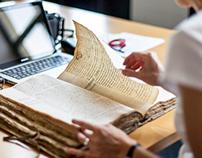 Reportage métiers aux Archives de Lyon | 2013