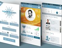 MyNetwork iPhone app