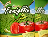 FAMIGLLIA | Molho de Tomate