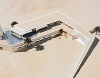 RX- Desert recreation center | vision