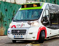Ligne de bus Colibri | 2012
