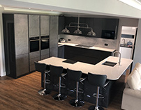Kitchen Interior Project