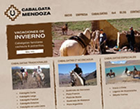 Cabalgata Mendoza