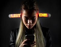 PHUB OFF! 3D Body Scan X Ear art