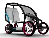 Electric Car prototype RC
