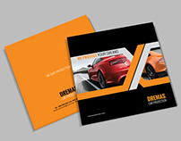 Multi Purpose Square Brochure