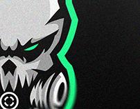 Omega Squad Mascot Logo Design
