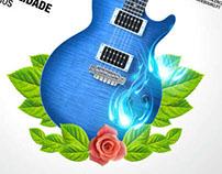 Cartaz - Curso de Guitarra