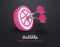 Dribbble Invites Giveaway 2