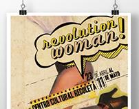 Revolution Woman!