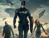 Capitan America 2 Official Site