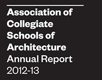2012-13 ACSA Annual Report