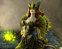 Heroes of Newerth Portal