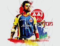IPL T-shirt Designs