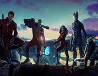 Guardians of the Galaxy Official Mobile Site