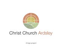 Christ Church Ardsley (logo design project)