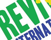 Revive International (logo and web design project)