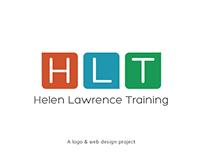 HLT (logo and web design project)