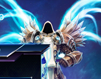 Heroes of the Storm Portal