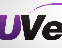 UVeritech identity and re-brand