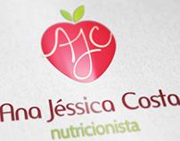 Ana Jéssica Costa - Nutricionista
