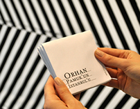Orhan Pamuk's Istanbul - Grafist18