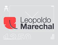 Identity + Website | Leopoldo Marechal
