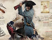 Assassins Creed 3 Wall Display