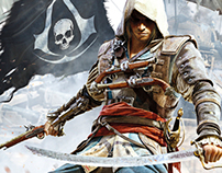 Assassin's Creed Black Flag Outdoor Campaign