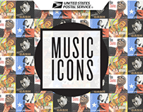 USPS | Music Icons iBook