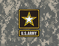 United States Army Interactive Infographic