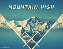Mountain High - Clothing Line