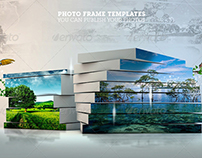 Multi Photo Box Frame Effects Vol3