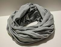 Comfort Object: Blanket Scarf