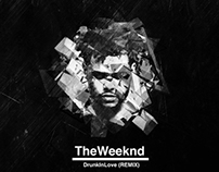 The Weeknd - Drunk In Love (Remix) | Cover Artwork