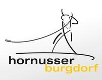 Hornusser Burgdorf Logo