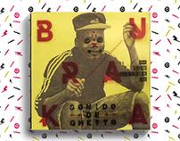 Buraka Som Sistema - Sonido de Ghetto / Edición de Lujo