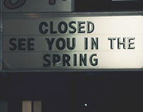 CLOSED (See you in spring)