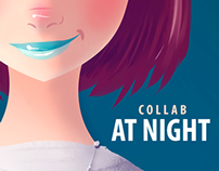 At night + collab