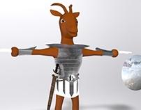 Proposta de Mascote - Município de Terras de Bouro
