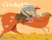 Cricket Magazine: April 2014