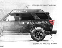 Oakley Toyota 2014 'Dream Build' Vehicle