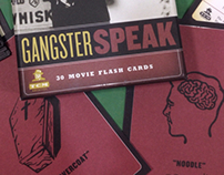 Understanding Movie Gangsters - Icon Flash Cards
