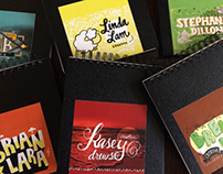 Personalized Sketchbooks
