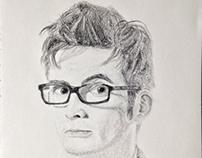 Portrait Pencil Sketches